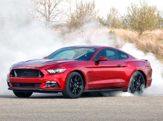 2016 Ford Mustang Gets New California Special Package And More Kelley Blue Book