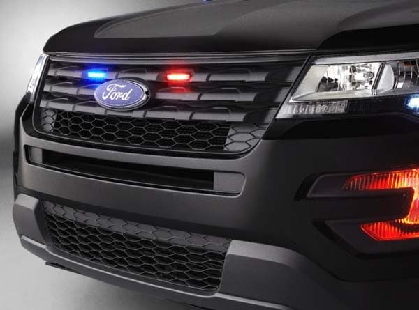 2016 ford police interceptor utility adds cool tech   kelley blue book