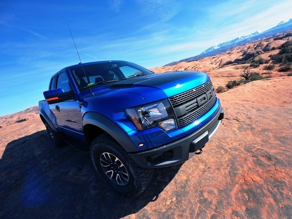 Chevy Dealers In Vt >> 2016 Ford Raptor to feature aluminum-alloy body panels ...