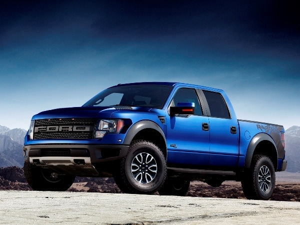 2016 Ford Raptor To Feature Aluminum Alloy Body Panels Platform