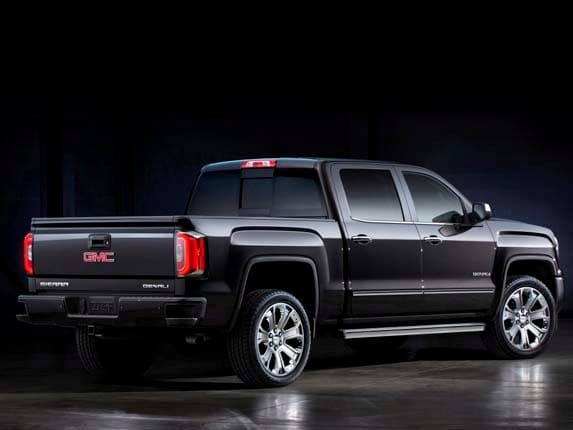 2016 Gmc Sierra 1500 Denali Ultimate Elegance Defined