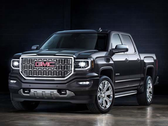 2016 gmc sierra sierra denali 1500 refresh revealed. Black Bedroom Furniture Sets. Home Design Ideas