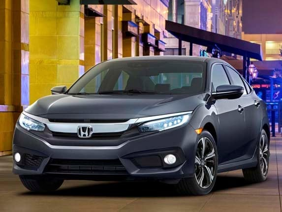 2016 Honda Civic Sedan More Style Substance
