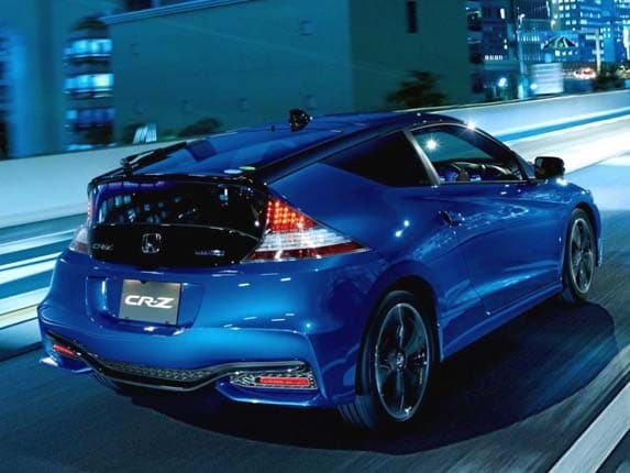2016 honda cr z lives on kelley blue book. Black Bedroom Furniture Sets. Home Design Ideas