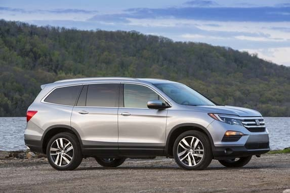 First Honda Honda Pilot First Review 4
