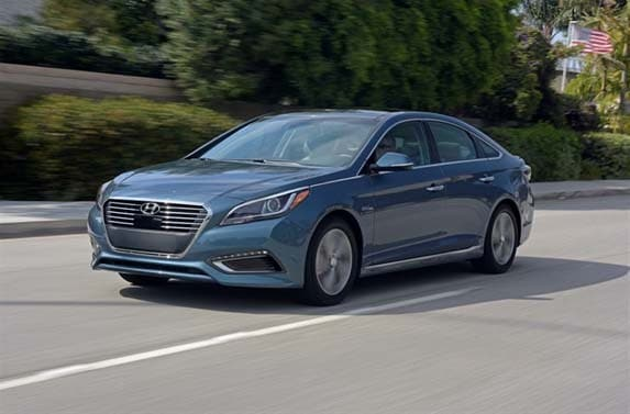 2016 Hyundai Sonata Hybrid and Plugin Hybrid First Review  Kelley
