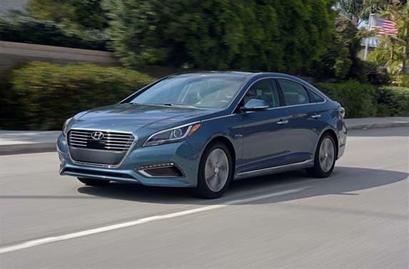 2016 Hyundai Sonata Hybrid And Plug In Hybrid First Review