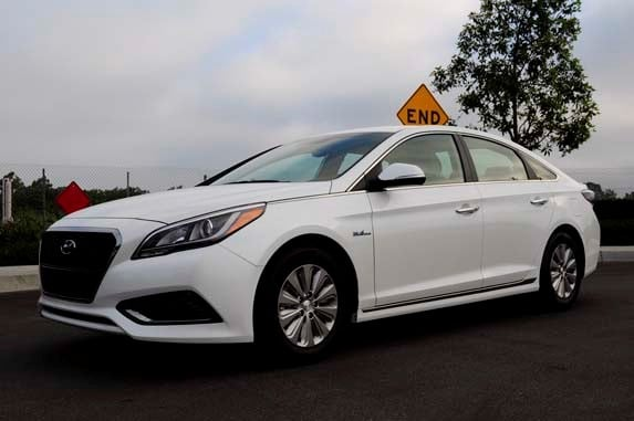 hyundai sonata hybrid se quick  kelley blue book