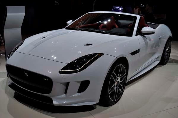 2016 Jaguar F Type Adds Awd A Manual Trans R Spec Convertible