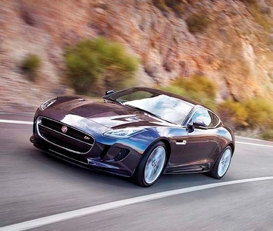 The New Jaguar: 2016 Jaguar F-Type Adds AWD, A Manual Trans, R-spec