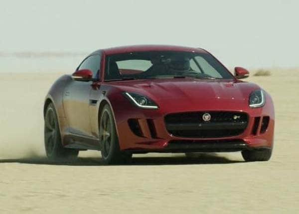 2016 Jaguar F Type R Awd Coupe Set For La Show
