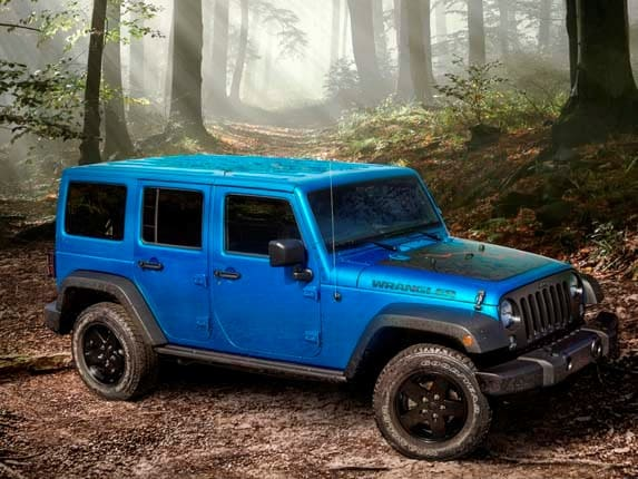 2016 Jeep Wrangler Black Bear Edition Unveiled