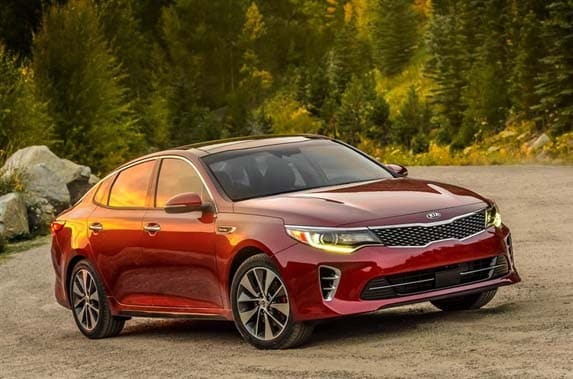 2016 Kia Optima Sx Quick Take