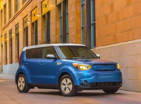 2016 Kia Soul Ev Adds Markets