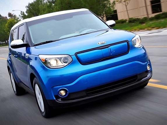 2016 kia soul ev adds markets kelley blue book. Black Bedroom Furniture Sets. Home Design Ideas