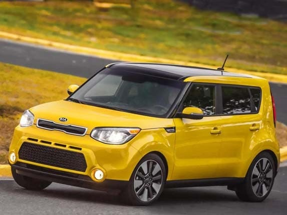 2016 Kia Soul Offers Collision Warning