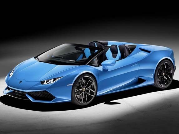 Lamborghinis For Sale >> 2016 Lamborghini Huracan LP 610-4 adds features, holds ...