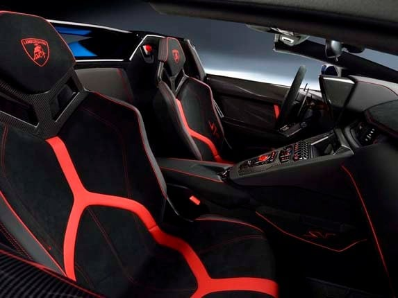 2016 Lamborghini Aventador LP 750-4 SV Roadster revealed ...