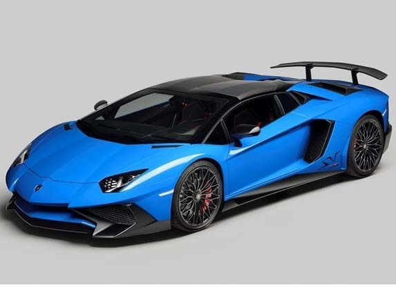 Best Cars Under 35000 >> 2016 Lamborghini Aventador LP 750-4 SV Roadster revealed ...