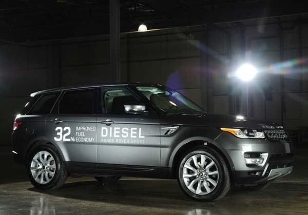 2016 Range Rover Hse Td6 Hse Sport Td6 Diesel Power For