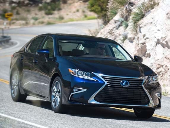2016 Lexus ES 350ES 300h Refreshed Kelley Blue Book