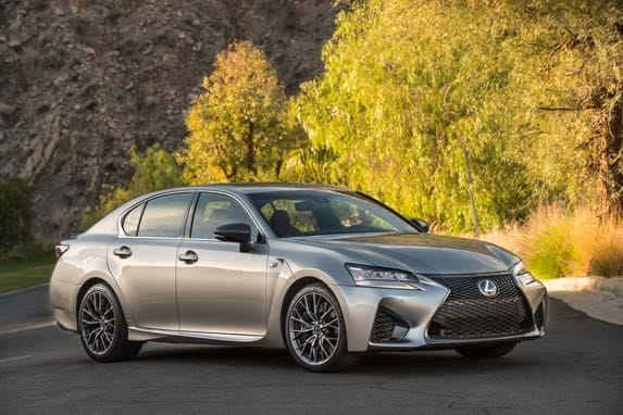Lexus F Sport >> Lexus F And F Sport The Force Awakens Kelley Blue Book