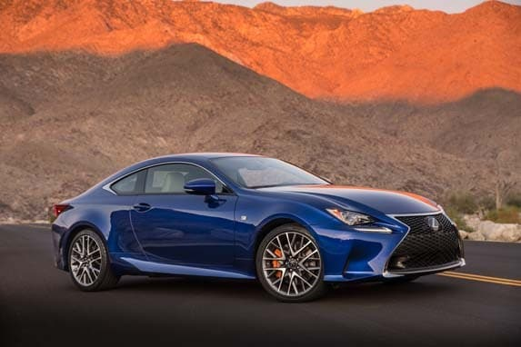 Lexus F and F Sport: The Force Awakens - Kelley Blue Book