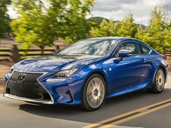Attractive Building Off Of Its Fast And Flashy RC 350 Luxury Sport Coupe, Lexus Is  Expanding The Family For 2016 With The Introduction Of Two New Variations  On The ...