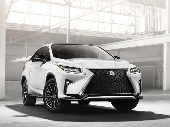 2016 lexus rx sets sights on tomorrow kelley blue book. Black Bedroom Furniture Sets. Home Design Ideas