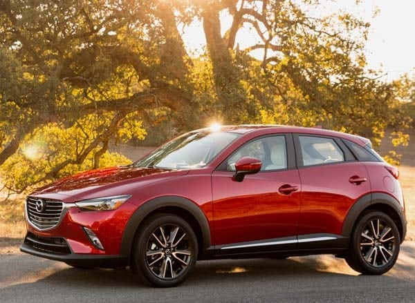 Mazda Cx 3 Release Date >> 2016 Mazda Cx 3 A Small Sporty And Cool Newcomer Kelley Blue Book
