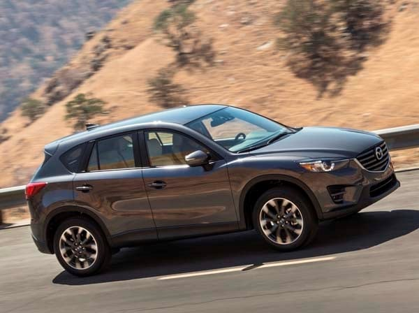 2016 Mazda Cx 5 An Impressive Refresh Adds More Eal Kelley Blue Book