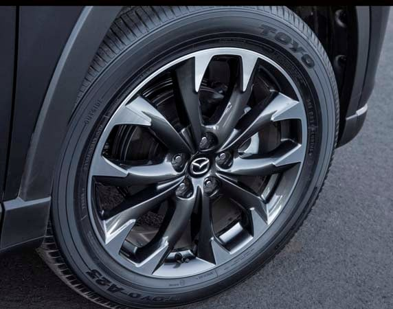 Mazda 3 Factory Rims >> 2016 Mazda CX-5 an impressive refresh adds more appeal - Kelley Blue Book