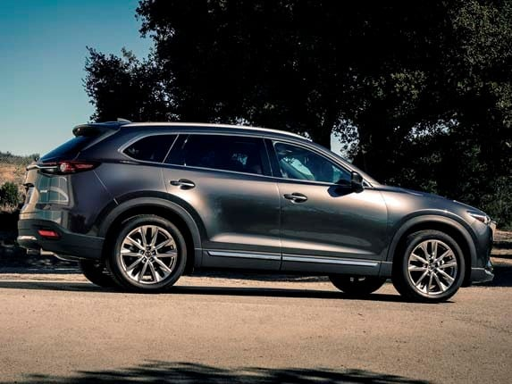 2016 mazda cx 9 first review kelley blue book. Black Bedroom Furniture Sets. Home Design Ideas