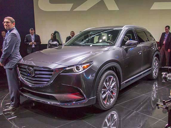 2016 Mazda CX9 Bows  Kelley Blue Book