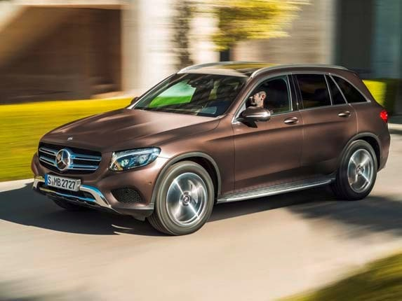 2016 Mercedes Benz Glc Cl Unveiled