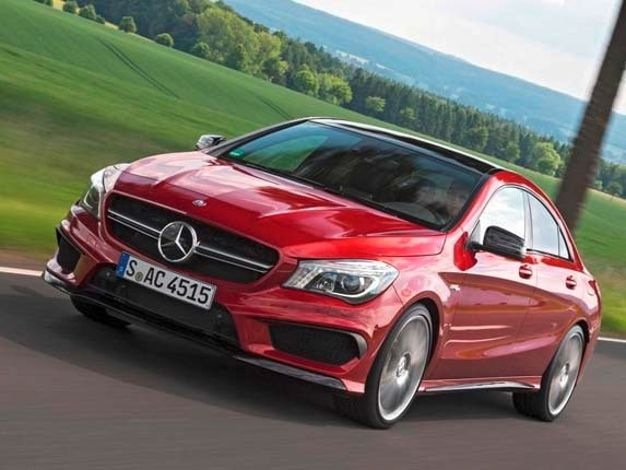 2016 Mercedes Amg Cla45 And Gla45 More Features