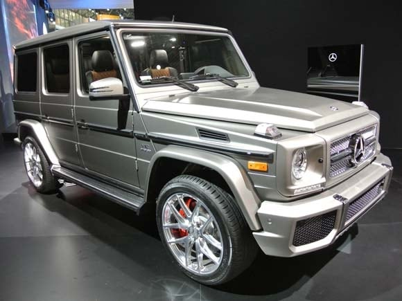 2016 mercedes amg g65 bound for america kelley blue book for Mercedes benz g65 price