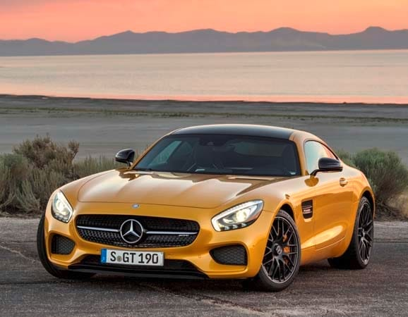 2016 mercedes-amg gt s to start at $130,825   kelley blue book