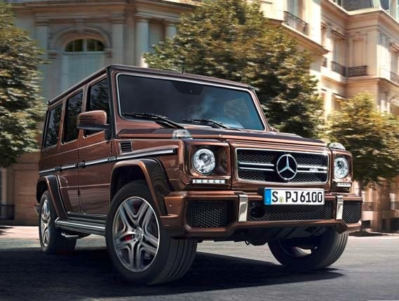 2016 mercedes benz g class boosts power and handling kelley blue book. Black Bedroom Furniture Sets. Home Design Ideas