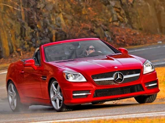 2016 mercedes benz slk 300 more power new transmission kelley blue book. Black Bedroom Furniture Sets. Home Design Ideas