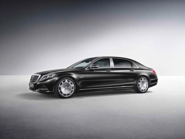 2016 Mercedes-Maybach S600: Birth of a Sub-Brand - Kelley Blue Book