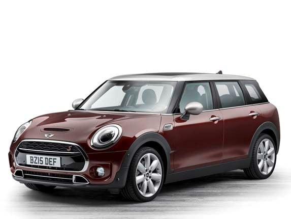 2016 mini clubman a new approach kelley blue book. Black Bedroom Furniture Sets. Home Design Ideas
