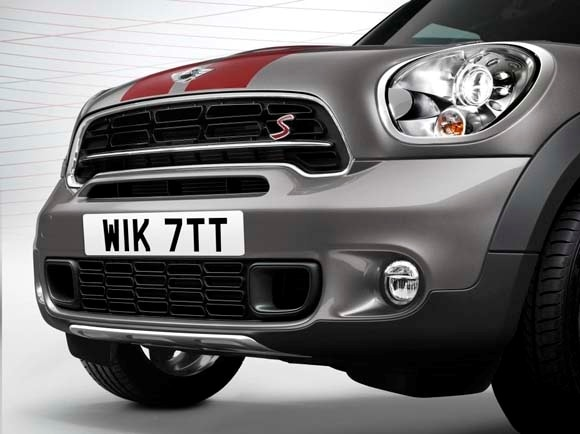 2016 Mini Cooper Countryman Park Lane Edition Unveiled Kelley Blue Book
