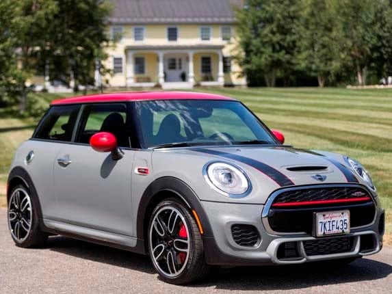 2015 Mini Cooper JCW Hardtop First Review