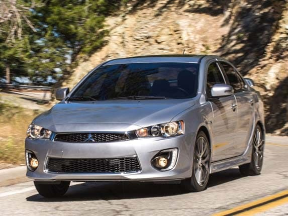 2016 Mitsubishi Lancer gets new look, more features, value pricing - Kelley Blue Book