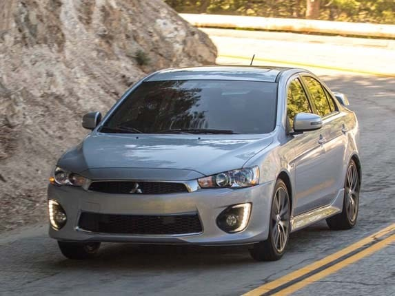 2016 Mitsubishi Lancer Gets New Look More Features Value Pricing Kelley Blue Book
