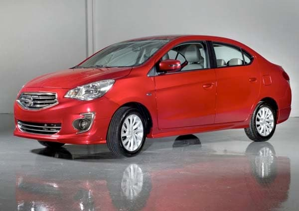 2016 Mitsubishi Mirage Set For U S