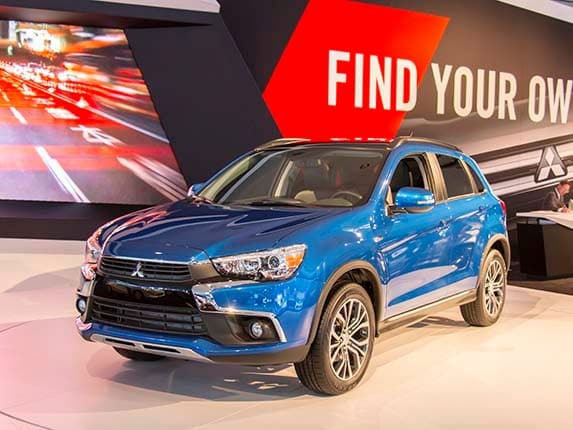 2016 mitsubishi outlander sport refreshed and revised