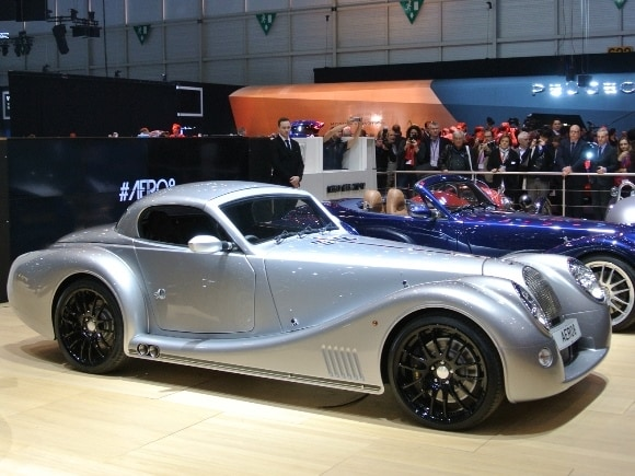 2016 Morgan Aero 8 returns with a new look and better ...