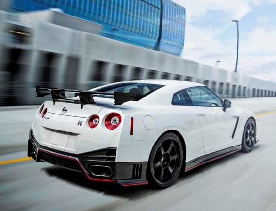 2016 nissan gt r 45th anniversary gold edition bows kelley blue book. Black Bedroom Furniture Sets. Home Design Ideas